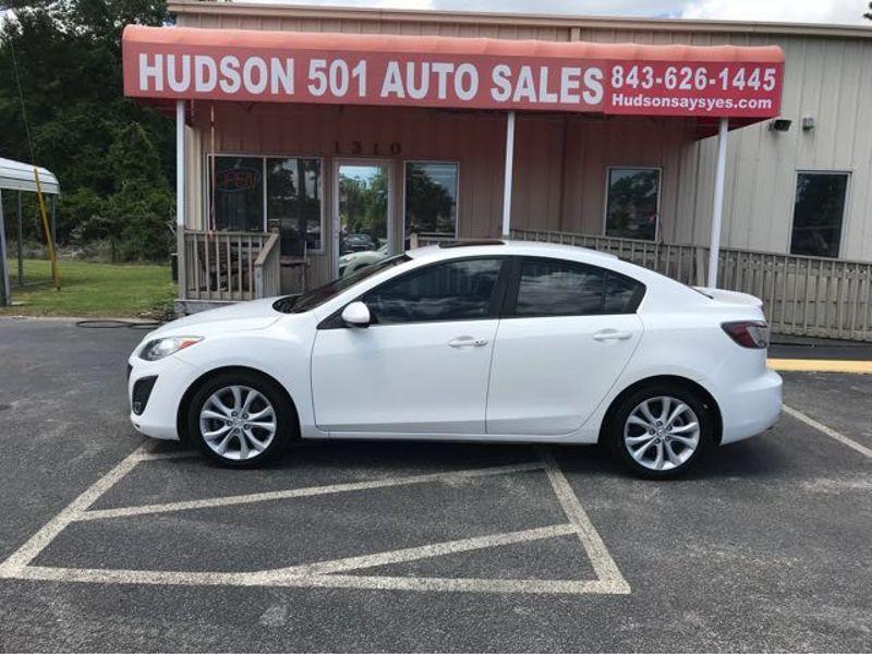 2011 Mazda Mazda3 s Grand Touring | Myrtle Beach, South Carolina | Hudson Auto Sales in Myrtle Beach South Carolina