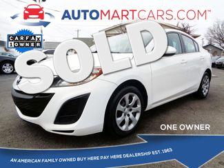 2011 Mazda Mazda3 i Sport | Nashville, Tennessee | Auto Mart Used Cars Inc. in Nashville Tennessee