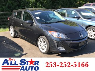 2011 Mazda Mazda3 s in Puyallup Washington, 98371