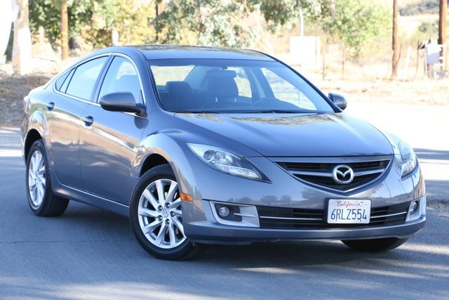 2011 Mazda Mazda6 i Touring Santa Clarita, CA 3