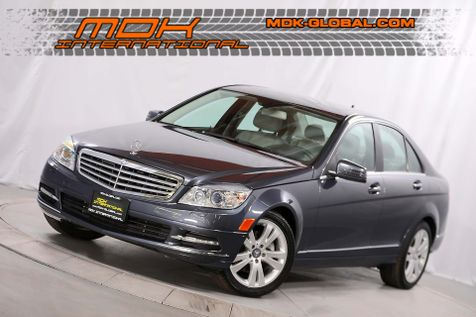 2011 Mercedes-Benz C 300 Luxury - Navigation - Premium in Los Angeles