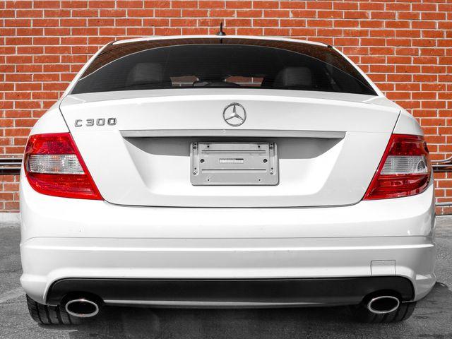 2011 Mercedes-Benz C 300 Sport Burbank, CA 1