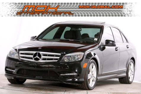 2011 Mercedes-Benz C 300 Luxury in Los Angeles