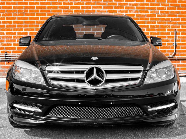 2011 Mercedes Benz C 300 Sport Burbank, CA 2