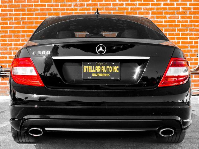 2011 Mercedes Benz C 300 Sport Burbank, CA 3