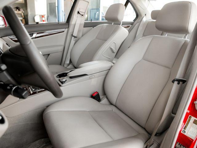 2011 Mercedes-Benz C 300 Sport Burbank, CA 10