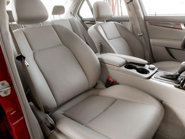 2011 Mercedes-Benz C 300 Sport Burbank, CA 12