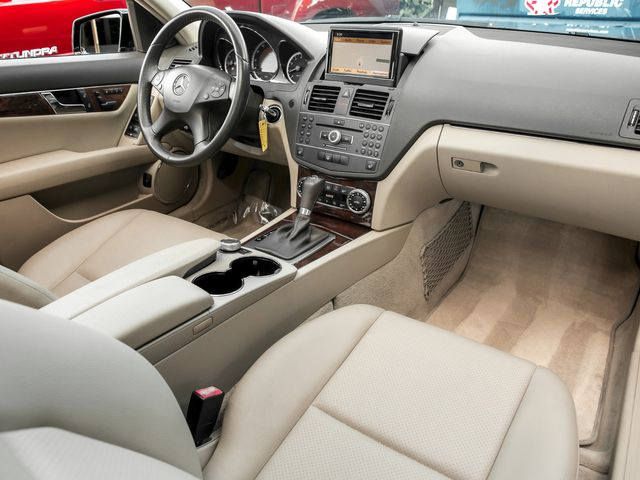 2011 Mercedes-Benz C 300 Luxury Burbank, CA 10