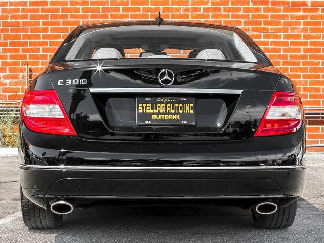 2011 Mercedes-Benz C 300 Luxury Burbank, CA 2