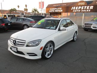 2011 Mercedes-Benz C 300 Sport in Costa Mesa, California 92627