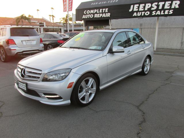 2011 Mercedes-Benz C 300 Sport Sedan in Costa Mesa, California 92627