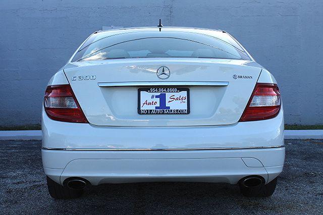 2011 Mercedes-Benz C 300 Sport Hollywood, Florida 6