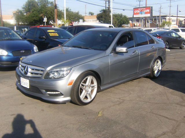2011 Mercedes-Benz C 300 Sport Los Angeles, CA