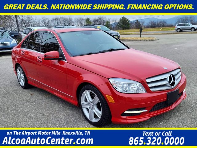 "2011 Mercedes-Benz C 300 Sport Leather/ Sunroof/ 17"" Alloys"