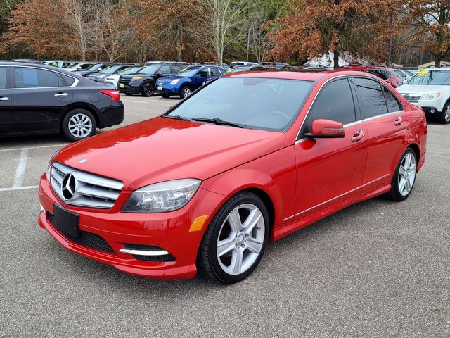 "2011 Mercedes-Benz C 300 Sport Leather/ Sunroof/ 17"" Alloys in Louisville, TN 37777"