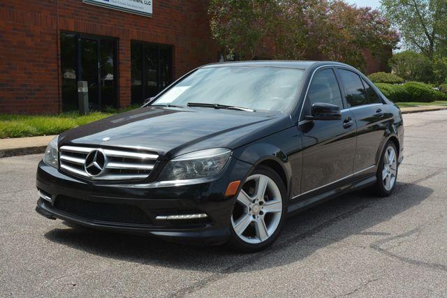 2011 Mercedes-Benz C 300 Luxury