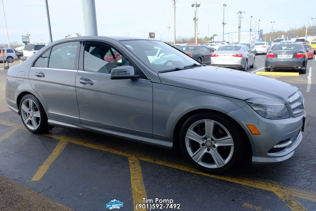 2011 Mercedes-Benz C 300 Sport SUNROOF LEATHER