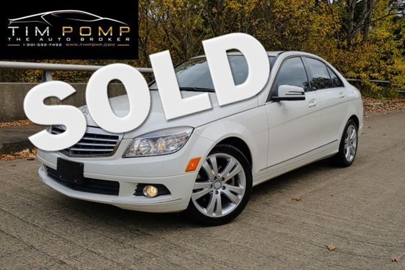 2011 Mercedes-Benz C 300 Sport | Memphis, Tennessee | Tim Pomp - The Auto Broker in Memphis Tennessee