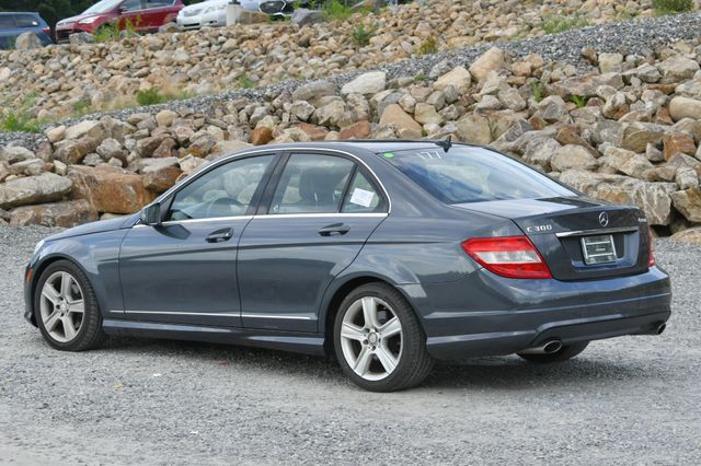 2011 Mercedes-Benz C 300  Sport 4Matic Naugatuck, Connecticut 2