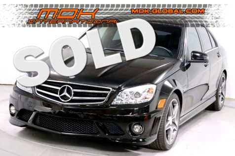 2011 Mercedes-Benz C 63 AMG - Multimedia pkg - AMG seats - serviced!  in Los Angeles