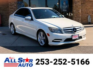 2011 Mercedes-Benz C-Class C 300 in Puyallup Washington, 98371