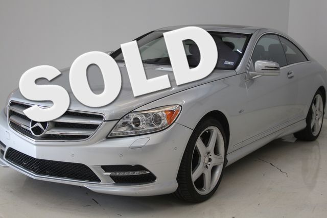 2011 Mercedes-Benz CL 550 Houston, Texas 0