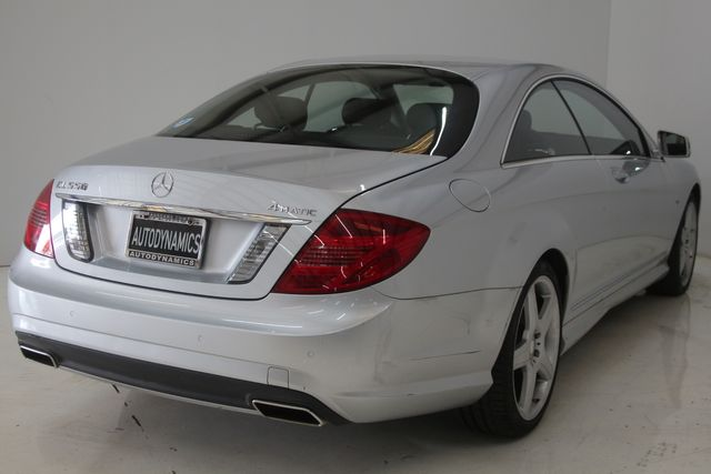 2011 Mercedes-Benz CL 550 Houston, Texas 10