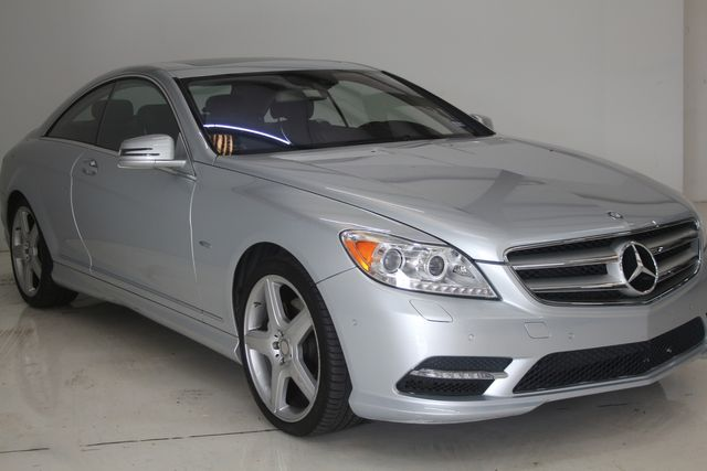 2011 Mercedes-Benz CL 550 Houston, Texas 2