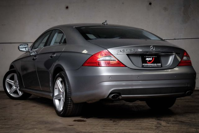 2011 Mercedes-Benz CLS 550 AMG Package in Addison, TX 75001