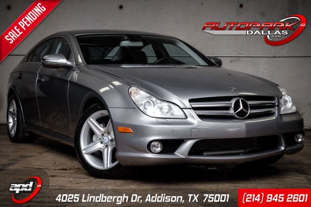 2011 Mercedes-Benz CLS 550 AMG Package