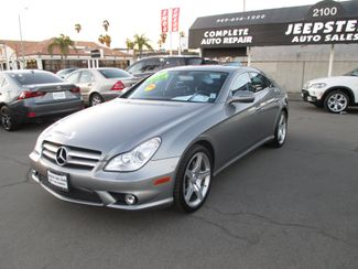 2011 Mercedes-Benz CLS 550 Sedan in Costa Mesa California, 92627