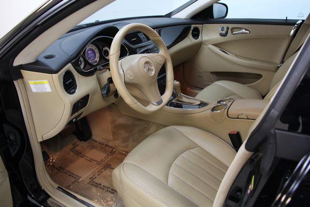 2011 Mercedes-Benz CLS 550 Richmond, Virginia 2