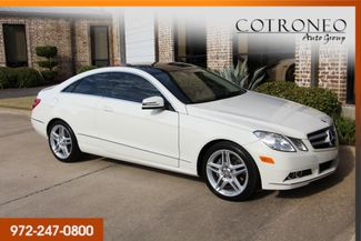 2011 Mercedes-Benz E 350 Coupe in Addison, TX 75001