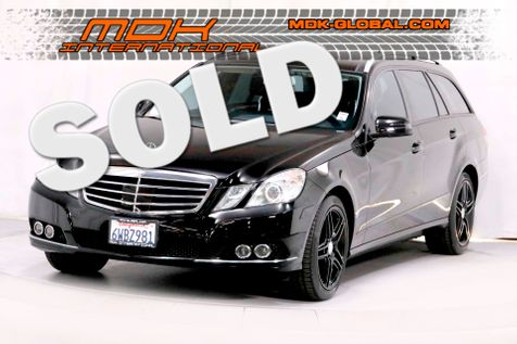 2011 Mercedes-Benz E 350 Sport - 4Matic - Wheel pkg - Distronic - Pano roof in Los Angeles