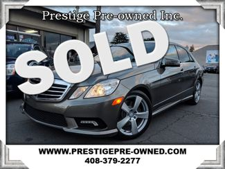 2011 Mercedes-Benz E 350 SPORT (*NAVI/BACK UP CAM//HEATED SEATS//MOONROOF*)  in Campbell CA
