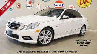 2011 Mercedes-Benz E 350 Luxury BlueTEC PANO ROOF,NAV,BACK-UP,HTD LTH,38K in Carrollton TX, 75006