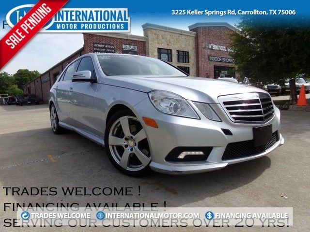 2011 Mercedes-Benz E 350 Sport in Carrollton, TX 75006