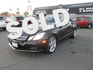 2011 Mercedes-Benz E 350 Coupe in Costa Mesa California, 92627