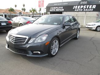2011 Mercedes-Benz E 350 Sport in Costa Mesa California, 92627
