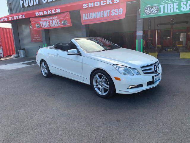 2011 Mercedes-Benz E 350 in Hayward, CA 94541
