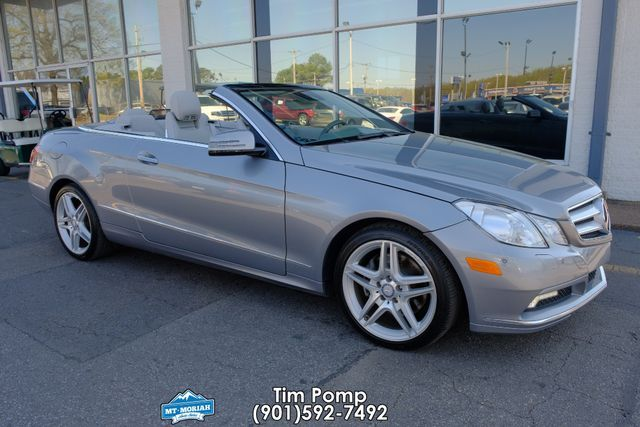 2011 Mercedes-Benz E 350 in Memphis Tennessee