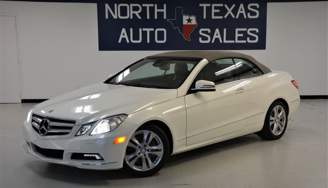 2011 Mercedes-Benz E 350 Navigation Harmon Karden in Dallas, TX 75247