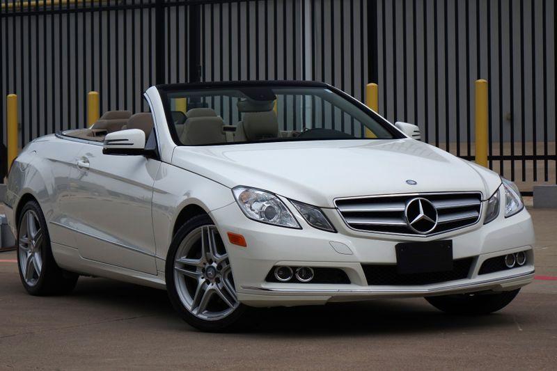 2011 Mercedes-Benz E 350 Convertible* NAV* EZ Finance** | Plano, TX | Carrick's Autos in Plano TX
