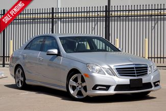2011 Mercedes-Benz E 350 Luxury*Nav* BU Cam* only 83k mi*Sunroof* | Plano, TX | Carrick's Autos in Plano TX