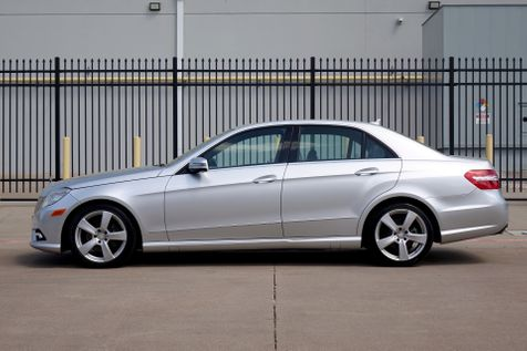 2011 Mercedes-Benz E 350 Luxury*Nav* BU Cam* only 83k mi*Sunroof* | Plano, TX | Carrick's Autos in Plano, TX