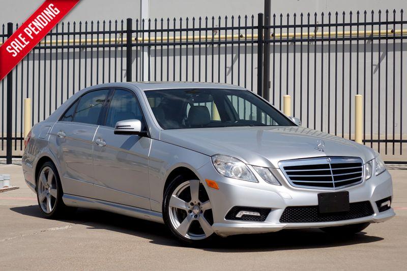 2011 Mercedes-Benz E 350 Luxury*Nav* BU Cam* only 83k mi*Sunroof* | Plano, TX | Carrick's Autos in Plano TX