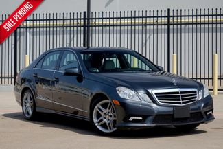 2011 Mercedes-Benz E 350 Luxury*Nav*BU Cam* Sunroof* | Plano, TX | Carrick's Autos in Plano TX