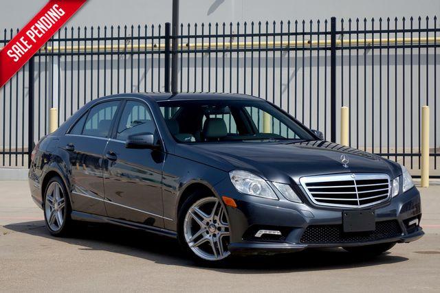 2011 Mercedes-Benz E 350 Luxury*Nav*BU Cam* Sunroof* | Plano, TX | Carrick's Autos in Plano TX
