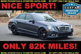 2011 Mercedes-Benz E 350 Sport in Santa Clarita, CA 91390