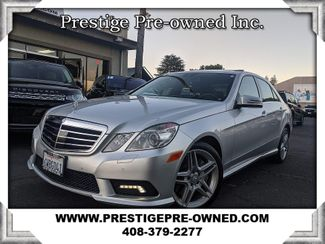 2011 Mercedes-Benz E 550 in Campbell CA